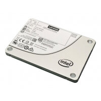 "Intel S4500 Entry - Solid state drive - encrypted - 480 GB - hot-swap - 2.5"" - SATA 6Gb/s - 256-bit AES - for ThinkSystem SD530 (2.5""); SN550 (2.5""); SN850; SR530; SR550; SR630; SR650; SR850; ST550"