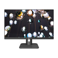 "AOC 24E1Q - LCD Computer Monitor - 23.8"" (23.8"" viewable) - 1920 x 1080 Full HD (1080p) - IPS - 250 cd/m² - 1000:1 - 5 ms - HDMI, VGA, DisplayPort - speakers"