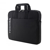 "Toshiba Standart - Notebook carrying case - Laptop Bag - 16"" - black - for Satellite C55, L50, P50; Satellite Pro A40, A50, R50; Satellite Radius 15; Tecra A50, Z50"