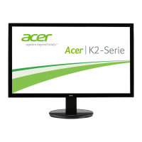 "Acer K202HQL - LED Computer Monitor - 19.5"" - 1366 x 768 - TN - 200 cd/m² - 5 ms - VGA - black"