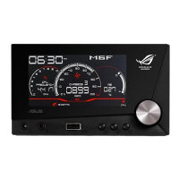 ASUS ROG Front Base - System monitoring and overclocking panel