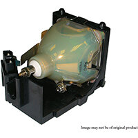 GO Lamps - Projector lamp (equivalent to: Epson V13H010L80, Epson ELPLP80) - for Epson EB-1420, EB-1430, EB-585, EB-595; BrightLink 585; PowerLite 580, 585