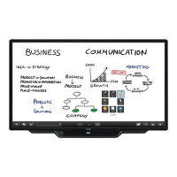 "Sharp BIG PAD PN-80TC3 - 80"" Class LED display - interactive communication - with touchscreen - 1080p (Full HD) 1920 x 1080"