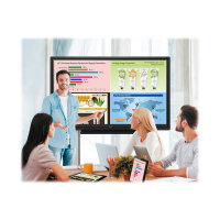 "Sharp BIG PAD PN-70TW3 - 70"" Class LED display - interactive communication - with touchscreen - 1080p (Full HD) 1920 x 1080 - edge-lit - black"