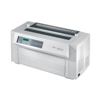 OKI Microline 4410 - Printer - monochrome - dot-matrix - Super A3/B, Tabloid Extra (305 x 457 mm) - 288 x 144 dpi - 18 pin - up to 1066 char/sec - parallel, serial