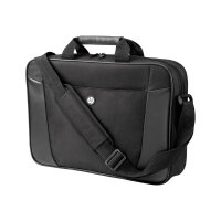 "HP Essential Top Load Case - Notebook carrying case - Laptop Bag - 15.6"" - for HP 245 G6; EliteBook 1040 G4; ProBook 640 G4, 650 G4; Stream Pro 11 G4; ZBook 14u G4"