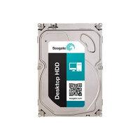 "Seagate Desktop HDD ST3000DM002 - Hard drive - encrypted - 3 TB - internal - 3.5"" - SATA 6Gb/s - buffer: 64 MB - TCG Opal Encryption"