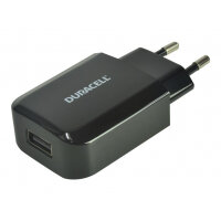 Duracell USB Mains Wall Charger - Power adapter - 2.1 A (USB) - Europe