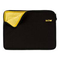 """techair - Notebook sleeve - 17.3"""" - black"""