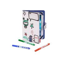 Tech air Universal doodle case - Flip cover for tablet - PVC - little monsters
