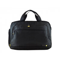 "Tech air Eco - Notebook carrying shoulder laptop bag - 15.6"" - black"