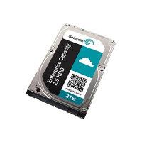 "Seagate Enterprise Capacity 2.5 HDD ST2000NX0263 - Hard drive - 2 TB - internal - 2.5"" SFF - SAS 12Gb/s - NL - 7200 rpm - buffer: 128 MB"