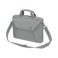 "Dicota Slim Case EDGE - Notebook carrying case - Laptop Bag - 11.6"" - grey"