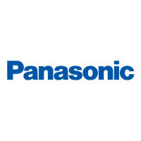 Panasonic ET-LA592 - LCD projector lamp - for PT-L392, L592E, L592U