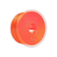 bq Easy Go - Fluorescent orange - 1 kg - reel - PLA filament (3D)