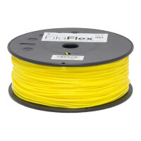 bq - Yellow - 500 g - FilaFlex filament (3D)