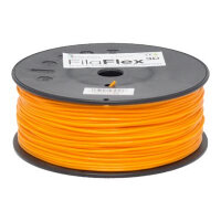 bq - Orange - 500 g - FilaFlex filament (3D)