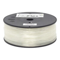 bq - Transparent - 500 g - FilaFlex filament (3D)