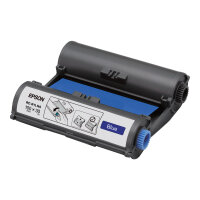 Epson RC-R1LNA - 1 - blue - 100 mm x 30 m - print ribbon - for LabelWorks Pro100