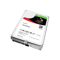 "Seagate IronWolf ST2000VN004 - Hard drive - 2 TB - internal - 3.5"" - SATA 6Gb/s - 5900 rpm - buffer: 64 MB"