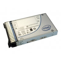 "Intel P3700 Gen3 Enterprise Performance - Solid state drive - 400 GB - hot-swap - 2.5"" - PCI Express 3.0 x4 (NVMe) - for Flex System x240 M5 9532; System x3650 M5 5462; x3850 X6 6241; x3950 X6 6241"