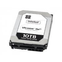 """HGST Ultrastar He10 HUH721010AL5204 - Hard drive - 10 TB - internal - 3.5"""" - SAS 12Gb/s - 7200 rpm - buffer: 256 MB"""