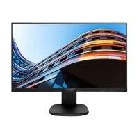 "Philips S-line 223S7EYMB - LED Computer Monitor - 22"" (21.5"" viewable) - 1920 x 1080 Full HD (1080p) - IPS - 5 ms - VGA, DisplayPort - speakers - black, textured black"