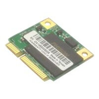 Supermicro - Solid state drive - 64 GB - internal - mSATA mini - SATA - for SUPERMICRO A1SRM, X10, X9SCAA, X9SPV