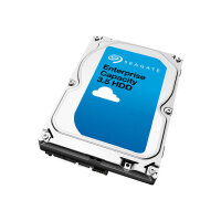 "Seagate Enterprise Capacity 3.5 HDD V.5 ST6000NM0285 - Hard drive - encrypted - 6 TB - internal - 3.5"" - SAS 12Gb/s - 7200 rpm - buffer: 128 MB - FIPS 140-2 - Self-Encrypting Drive (SED)"