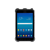 Targus Field-Ready Case - Back cover for tablet - polycarbonate, thermoplastic polyurethane (TPU) - black