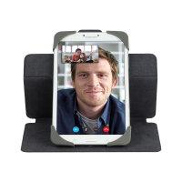 Targus Safe Fit Rotating Universal - Flip cover for tablet - polyurethane - pink