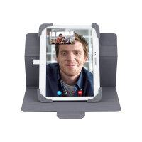 Targus Pro-Tek Rotating Universal - Flip cover for tablet - polyurethane - blue