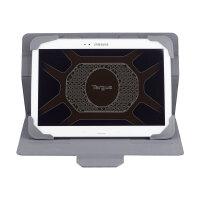 Targus Pro-Tek Rotating Universal - Flip cover for tablet - polyurethane - black
