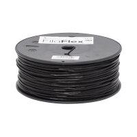 bq - Black - 500 g - FilaFlex filament (3D)