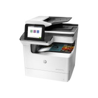 HP PageWide Enterprise Color MFP 780dn - Multifunction printer - colour - page wide array - 297 x 432 mm (original) - A3/Ledger (media) - up to 45 ppm (copying) - up to 65 ppm (printing) - 650 sheets - 33.6 Kbps - USB 2.0, Gigabit LAN, USB 2.0 host