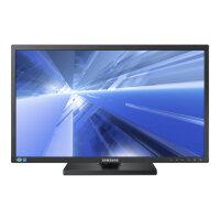 "Samsung SE650 Series S24E650DW - LED Computer Monitor - 24"" - 1920 x 1200 - Plane to Line Switching (PLS) - 250 cd/m² - 1000:1 - 4 ms - DVI, VGA, DisplayPort - black"