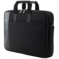 "Toshiba Ultra Mobile - Notebook carrying case - Laptop Bag - 14"" - black - for Portege A30, X30, Z30, Z40; Satellite Pro A30, A40, R40; Tecra A40, X40, Z40"