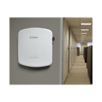 D-Link DWL-8610AP - Radio access point - Wi-Fi - Dual Band
