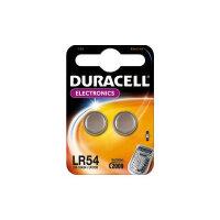 Duracell LR54 - Battery 2 x LR54 Alkaline