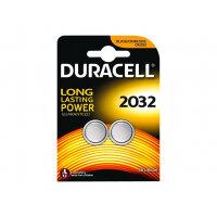 Duracell Electronics DL2032B2 - Battery 2 x CR2032 Li