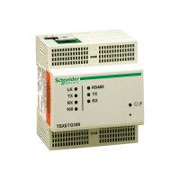 Schneider TSXETG100 - Gateway - 100Mb LAN, Modbus