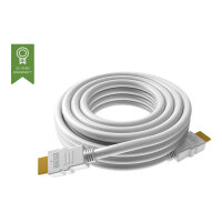 VISION Techconnect - HDMI with Ethernet cable - mini HDMI (M) to HDMI (M) - 1.5 m - white - 4K support
