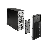 HP - System cabinet bezel - front - for Workstation Z240
