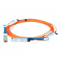 Mellanox LinkX 100Gb/s VCSEL-Based Active Optical Cables - InfiniBand cable - QSFP to QSFP - 15 m - fibre optic - SFF-8665/IEEE 802.3bm - active, halogen-free