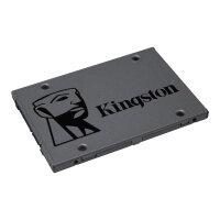 "Kingston SSDNow UV500 - Solid state drive - encrypted - 480 GB - internal - 2.5"" - SATA 6Gb/s - 256-bit AES - Self-Encrypting Drive (SED), TCG Opal Encryption 2.0"