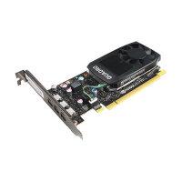 NVIDIA Quadro P400 - Graphics card - Quadro P400 - 2 GB GDDR5 - 3 x Mini DisplayPort - for ThinkStation P320 (tower); P410 (tower); P510 (tower); P710 (tower); P910 (tower)
