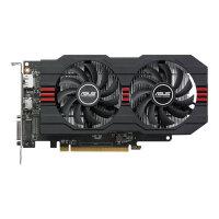 ASUS RX560-O2G - Overclocked Edition - graphics card - Radeon RX 560 - 2 GB GDDR5 - PCIe 3.0 - DVI, HDMI, DisplayPort