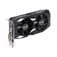 ASUS DUAL-GTX1050-O2G-V2 - OC Edition - graphics card - NVIDIA GeForce GTX 1050 - 2 GB GDDR5 - PCIe 3.0 - DVI, HDMI, DisplayPort