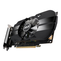 ASUS PH-GTX1050-2G - Graphics card - NVIDIA GeForce GTX 1050 - 2 GB GDDR5 - PCIe 3.0 x16 - DVI, HDMI, DisplayPort