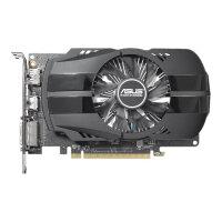 ASUS PH-RX550-4G-M7 - Graphics card - Radeon RX 550 - 4 GB GDDR5 - PCIe 3.0 x16 - DVI, HDMI, DisplayPort